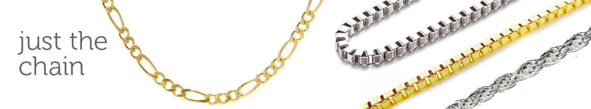 Medical ID Necklace Chains