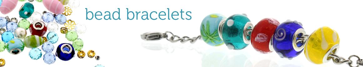Beaded Medical ID Bracelets