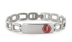 Lynx Arc Medical ID Bracelet