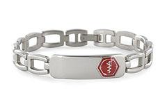 Lynx Arc Medical ID Bracelet
