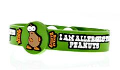 Beware Bandits Kids Peanut Allergy Bracelet